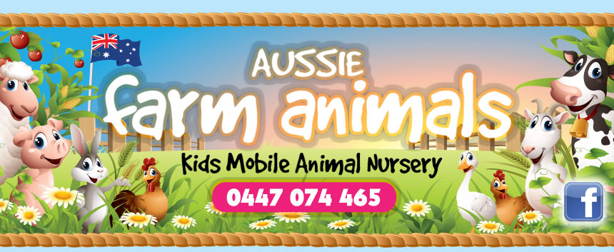 Mobile Animal Farm Melbourne | Mobile Animal Nursery Melbourne 2